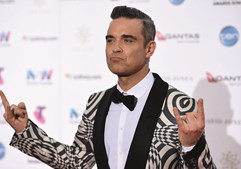 Robbie Williams vai ser interpretado por um macaco virtual em 'Better Man'