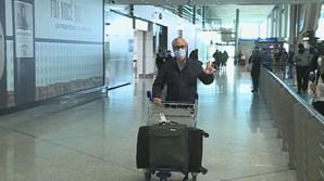 João Loureiro já está no aeroporto do Porto após polémica com avião da droga no Brasil