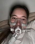 Constança sofre de fibrose quística