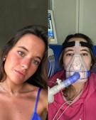 Constança sofre de fibrose quistica