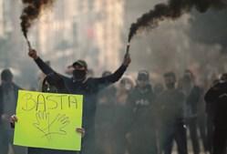 Movimento 'A Pão e Água' voltou a sair à rua