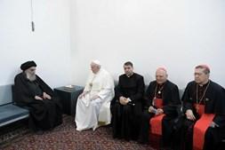 Papa Francisco em viagem inédita ao Iraque