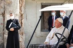 Papa Francisco em Mossul