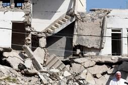 A destruição da cidade de Mossul