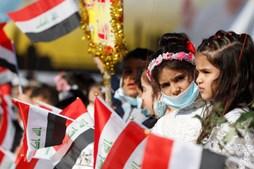 Habitantes de Mossul aguardam chegada do Papa
