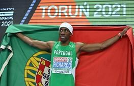 Luso-cubano sagrou-se campeão europeu