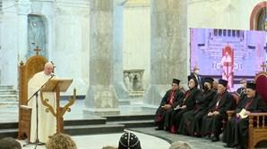 'O terrorismo nunca tem a última palavra': Papa Francisco visita maior cidade cristã do Iraque