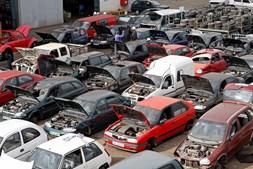 Estatísticas do desmantelamento da Valorcar mostram o envelhecimento do parque automóvel nacional