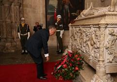 Homenagem a Camões e Vasco da Gama