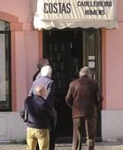 Lisboa: no dia em que os barbeiros reabriram portas, até se fizeram filas para cortar o cabelo