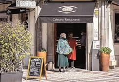 Braga: Que saudades tínhamos de um cafezinho. ou de um cimbalino, como se diz mais a norte