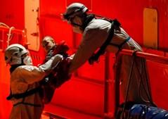 Bebé salvo durante resgate a barco de migrantes com várias crianças ao largo das ilhas Canárias