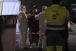 85 migrantes foram resgatados de duas embarcações ao largo das ilhas Canárias