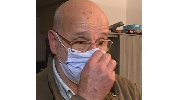 Pai de Constança Braddell, jovem que sofre de fibrose quística, em exclusivo à CMTV