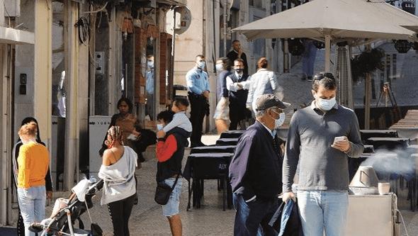 Quatro mortos e 485 infetados por coronavírus nas últimas 24 horas em Portugal