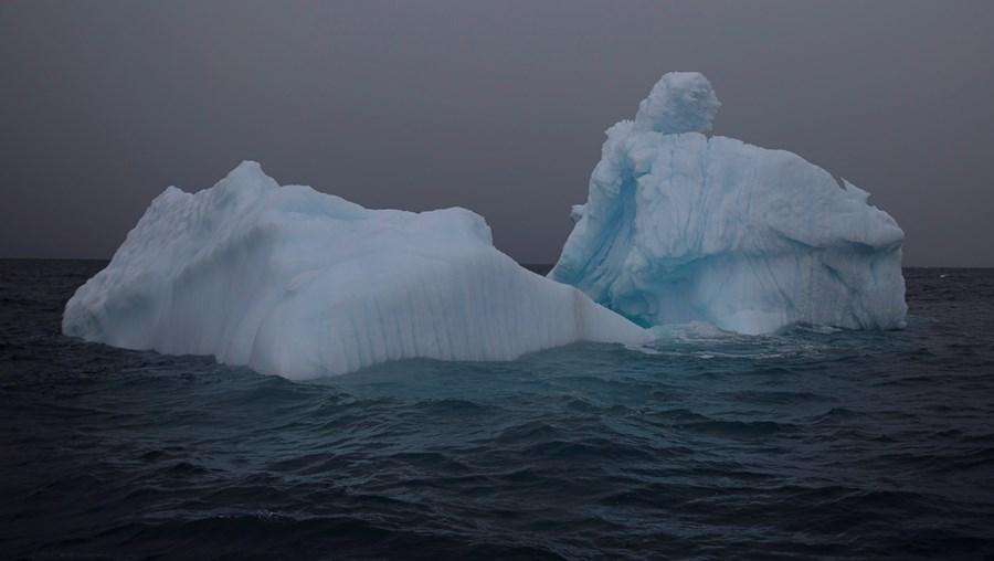 'Iceberg' na Antártida