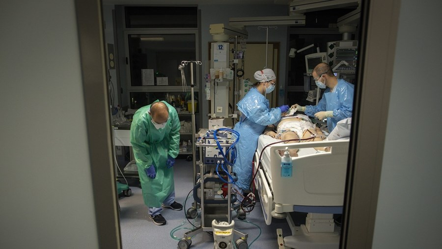 Hospital de S. João tem estado na linha da frente