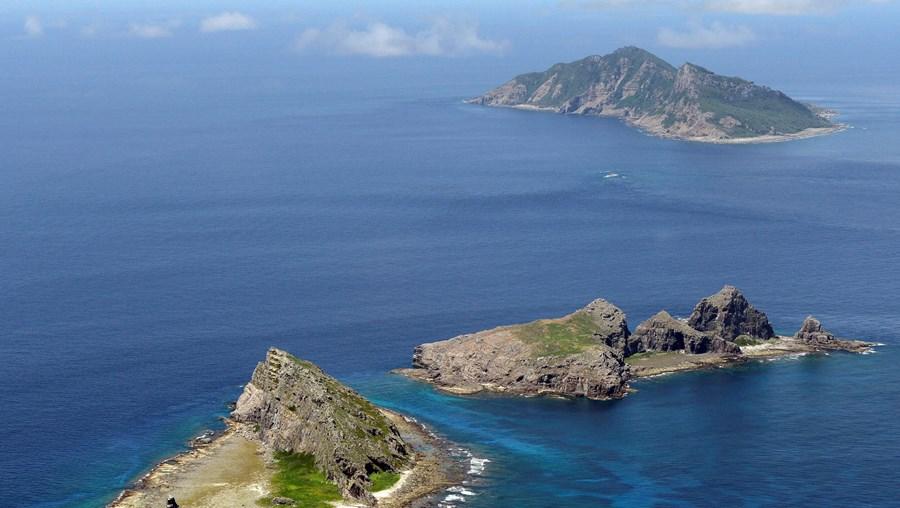 Arquipélago Senkaku, disputado pela China e Taiwan