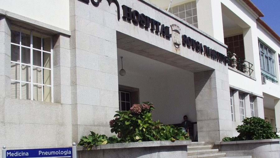 Benjamim Pinto esteve internado três meses no Hospital da Guarda e depois no de Seia, concelho onde reside