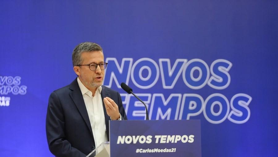 Carlos Moedas, candidato àCâmara de Lisboa