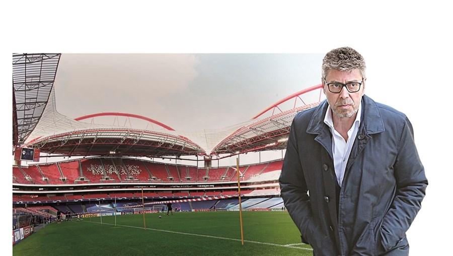 Francisco J. Marques é o diretor de comunicação do FCPorto