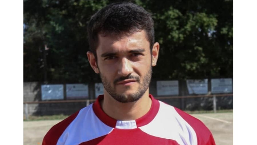 Zé Pedro, atleta do Rendufe FC