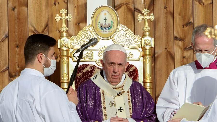 'O Iraque permanecerá sempre comigo', afirma Papa na sua última missa no país