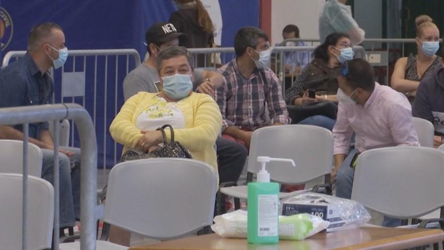 Vacinação contra a Covid-19 na Madeira