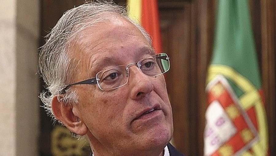Almeida Henriques, presidente da Câmara de Viseu