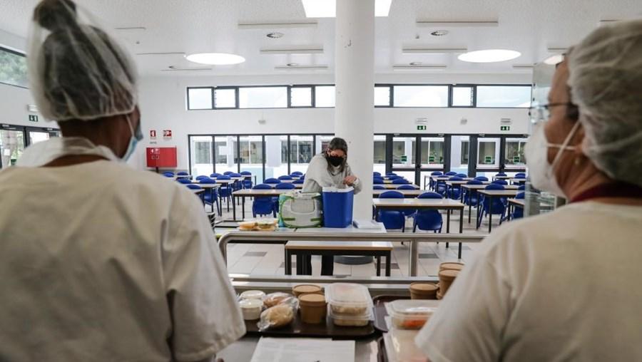 Cantinas escolares são fundamentais para famílias carenciadas em tempos de pandemia