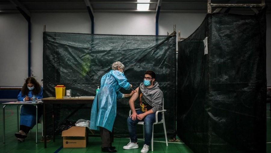 Vacinação Covid-19 nos Açores