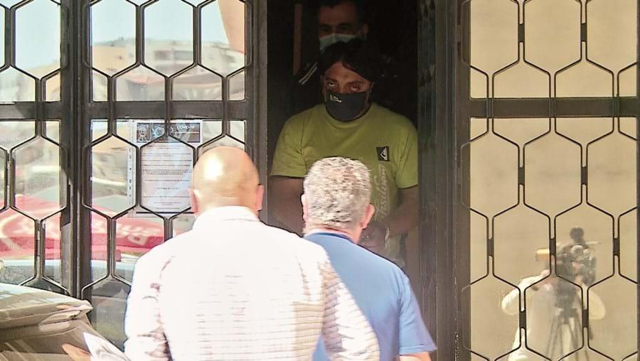 António Dias, de 30 anos, foi detido pela Polícia Judiciária de Braga e ontem presente a um juiz de instrução criminal que lhe decretou prisão preventiva