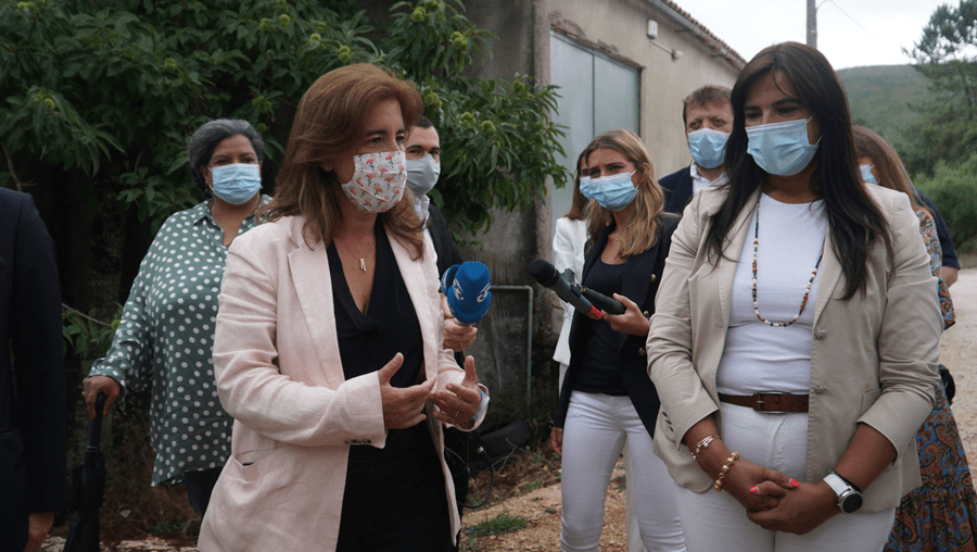 A ministra Ana Mendes Godinho afirma que a economia social e solidária será parte ativa no Plano de Recuperação e Resiliência traçado pelo Governo