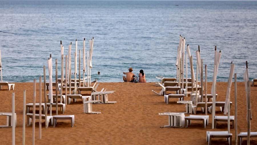 Turismo foi um dos setores mais afetados pela pandemia no Algarve