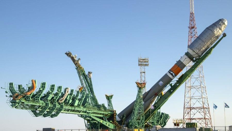 foguete russo Soyuz