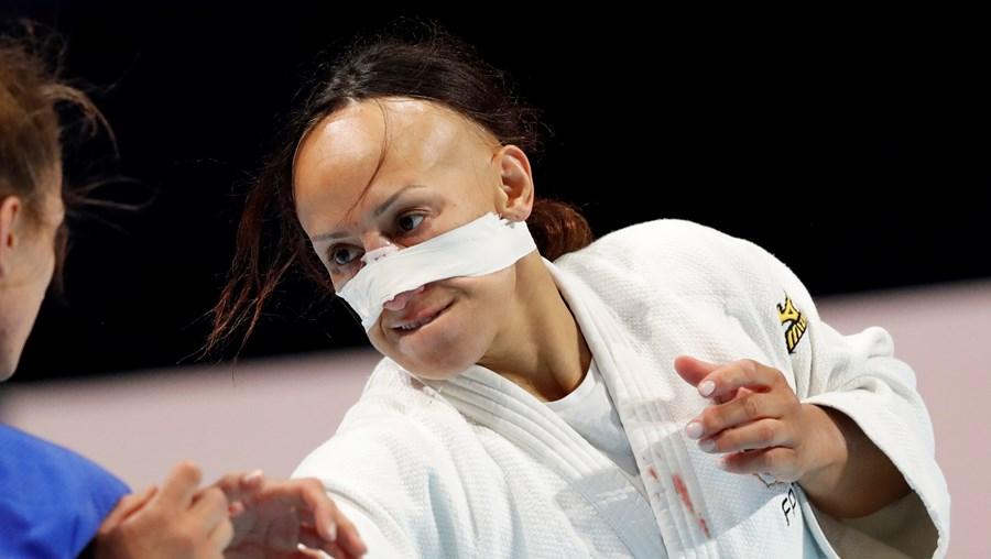 Judoca Joana Ramos