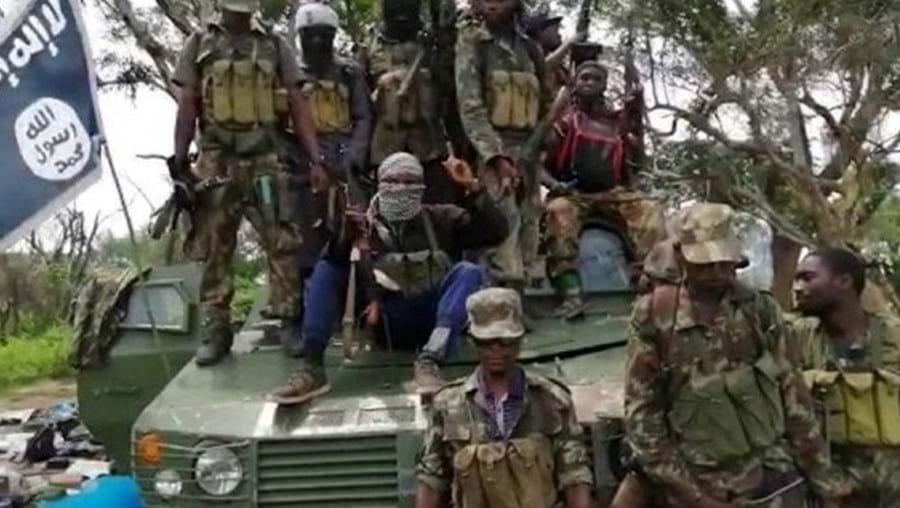 Caravana de trabalhadores estrangeiros foi emboscada por jihadistas