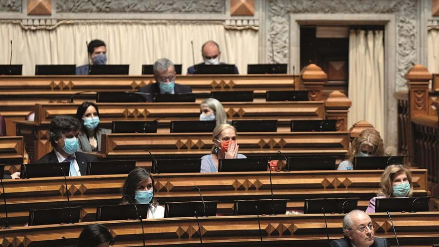 Bancada parlamentar PSD
