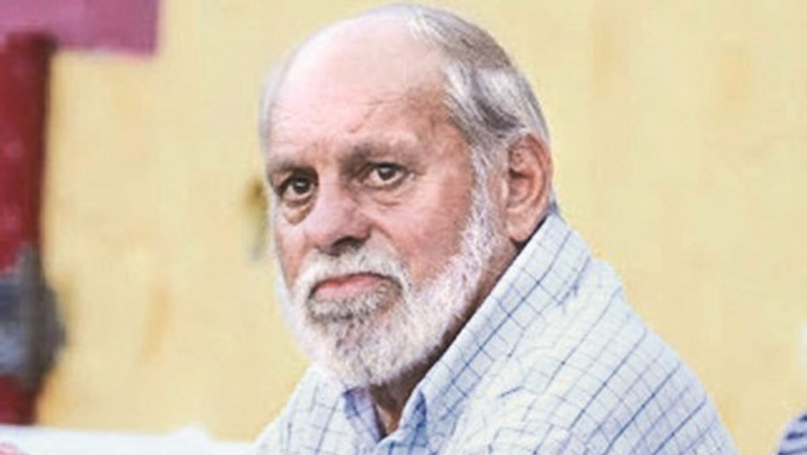 Joaquim Azeda tinha 70 anos