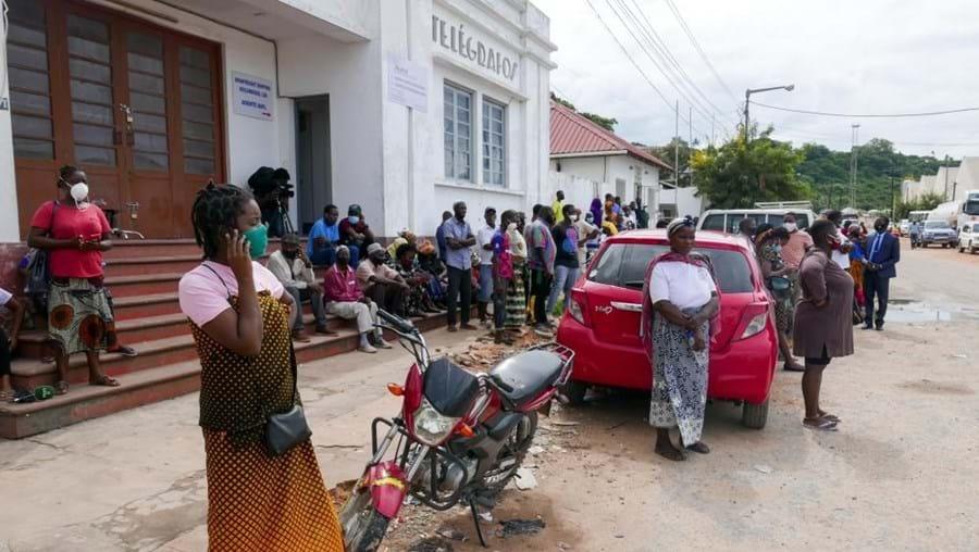 Pemba, norte de Moçambique