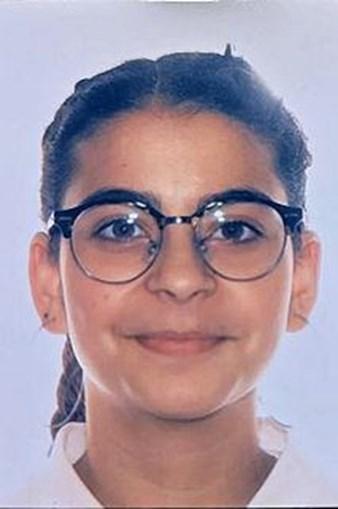 Ana de Lima Vermeir, de 15 anos, foi vista pela última vez a 13 de fevereiro na rua de Cimetière, em Bonnevoie