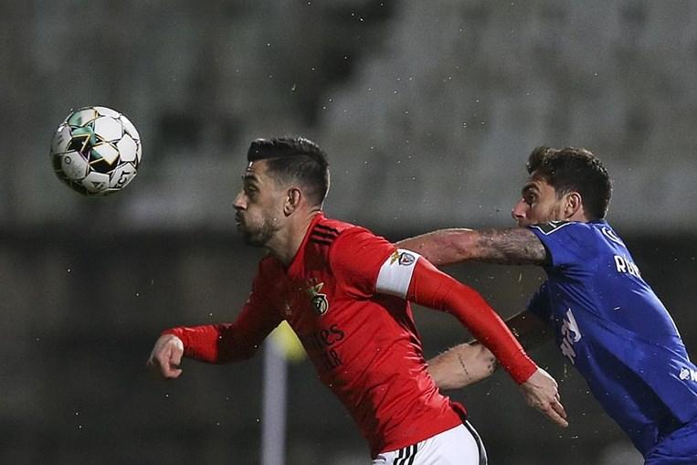 Duelo entre Belenenses SAD e Benfica