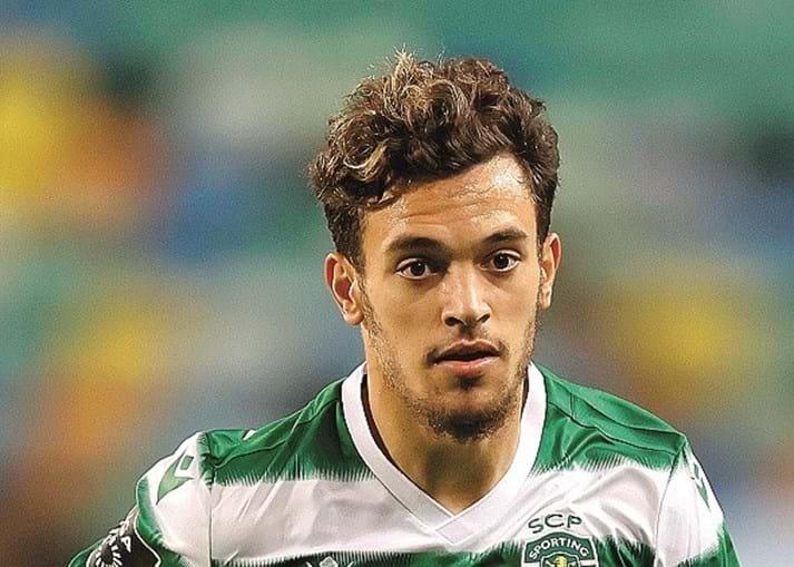 Pedro Gonçalves estaria envolvido na ida de CR7 para Alvalade