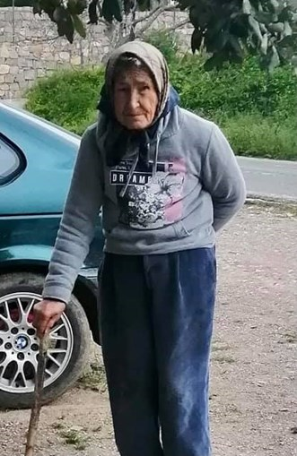 Adelina tem 93 anos