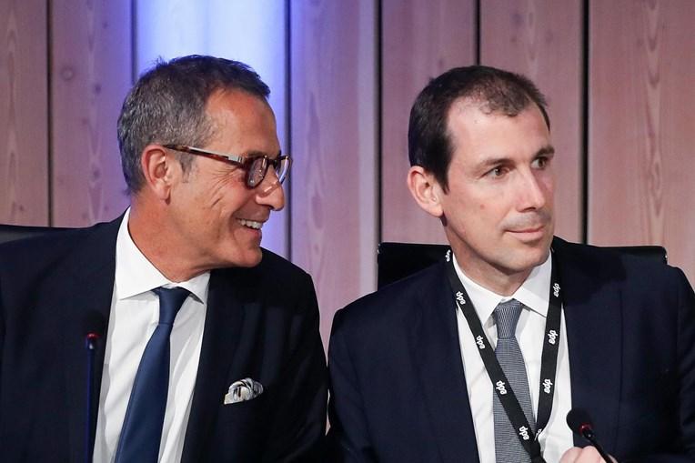 António Mexia definiu o plano estratégico da EDP 2019-2022 em que estava prevista a venda das seis barragens