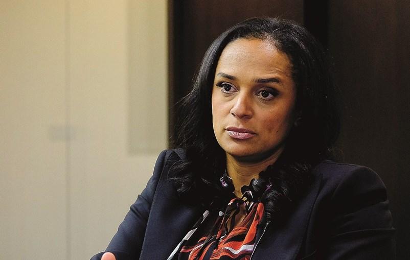 Isabel dos Santos diz ter gravações que provam 'cabala' para a prejudicar