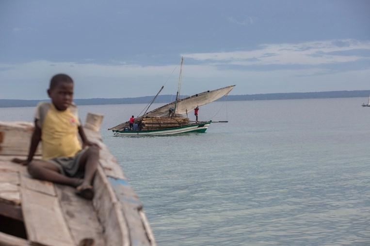 Povo em Moçambique