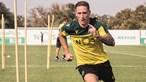 Nuno Santos está apto para jogar pelo Sporting
