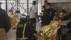 Polícia quer acusar mestre do catamarã que chocou contra cais no Terreiro do Paço em Lisboa