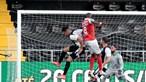 Vitória do Sporting de Braga frente ao Farense arrancada a ferros